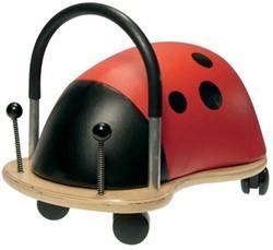 Wheelybug Ladybug - Small